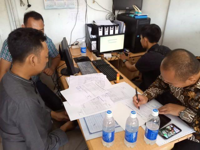 Penerapan Tapping System Pada Wajib Pajak Parkir Mitra Husada ,PT MIP RSUD,dan Chandra Pringsewu